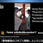 【動画】中共の対香港プロパガンダ工作、必死すぎてポ◯ノサイトまで活用する始末 [海外]