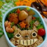 『トトロ弁当』の画像