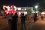 交野節の振り付けも。若宮神社で盆踊りあったので行ってみた!