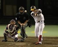 【阪神】大山、5月初打点!金本監督「首の皮一枚つながったかな」