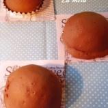 『チョコスイートブール、どら焼き』の画像