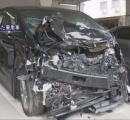 軽と乗用車出合い頭に衝突 軽の後部座席の18歳男性死亡、1人が腎臓損傷の重傷/大牟田市