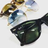 『日差しが強い日はサングラス着用を!』の画像