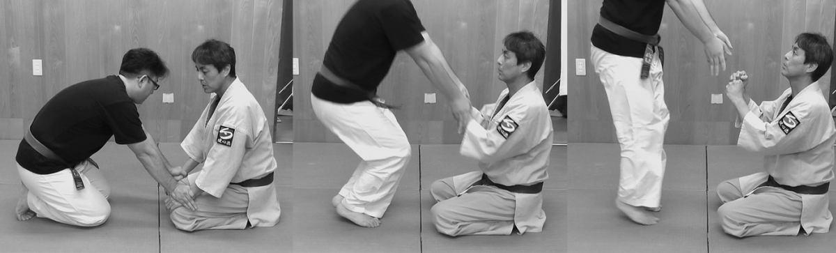 健心流柔術 沖縄 古武術研究2 イメージ画像