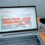 『多様性あふれるシビックテック実践者の活動報告48「CIVIC TECH FORUM 2021」』の画像