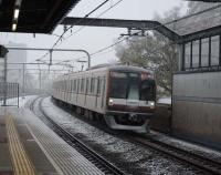 『11月の降雪が57年ぶりどころか記録史上初の積雪の今日の東京』の画像