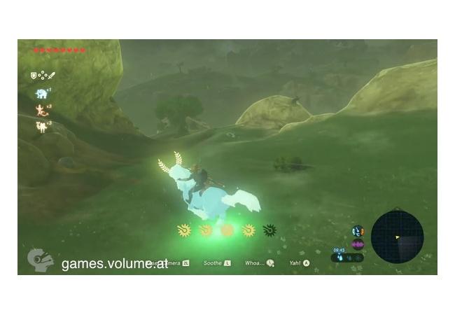 【ゼルダの伝説 ブレスオブザワイルド】レアな馬がいる模様・場所