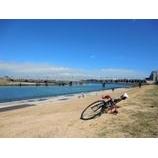 『自転車雑誌撮影』の画像