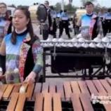 『【WGI】ドラム大会ロット! 2019年ホームステッド高校『イン・ザ・ロット』大会本番前動画です!』の画像
