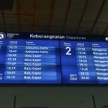 『空港に行かない空港特急・・・スカルノハッタ空港特急運転再開!!(7月1日)』の画像