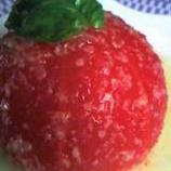『トマトのシークワーサー漬け』の画像