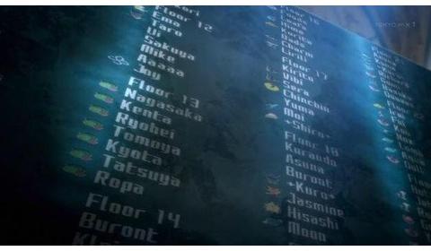 ソードアート・オンラインⅡ20話にKuraudoとブロントさんが登場している件 SAO2