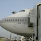 『【平成14年8月東北・北海道旅行記⑥】JAL341 羽田→関西 B747-400』の画像