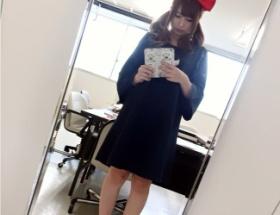 タレントの成瀬心美(26)魔女の宅急便 キキのコスプレ披露