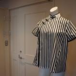 『KEITA MARUYAMA(ケイタマルヤマ)ロンドンストライプチャイナシャツ』の画像