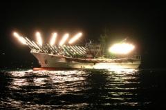 ロシア「何すんの、やめてよ(´;ω;`)」 日本の漁船がロシアのサンマ漁を妨害
