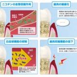 『タバコと歯周病の関係』の画像