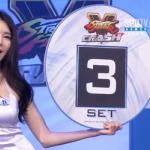 韓国で賞金約500万のスト5大会開幕!!!しかし話題は可愛すぎるラウンド・ガールに集中。【海外の反応】