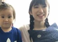 赤ちゃんだった吉田華恋の妹がめっちゃ成長してる!!