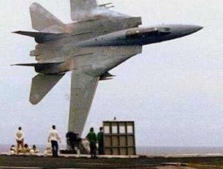 F-14で伝説の飛行を行ったスノッドグラス氏、墜落事故で死亡
