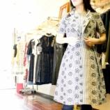 『新作ドレススーツのサンプルが完成』の画像
