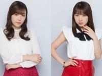 【モーニング娘。'19】譜久村聖と石田亜佑美のすっぴんツーショットきたあああああ