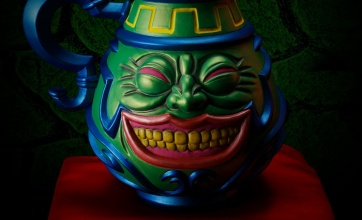 遊戯王の「強欲な壺」発売決定!藤田ニコルさん「私は家にこれ置いた方がよろしいです?」wwww