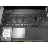 『Fujitsu LIFEBOOK AH77/M ハードディスク交換修理作業』の画像