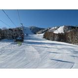 『志賀高原初滑りスキーキャンプ2期。良いコンディションの中、練習できました。』の画像