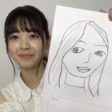 『【乃木坂46】明日の『のぎおび⊿』配信メンバーの似顔絵公開w このメンバーは!!??』の画像