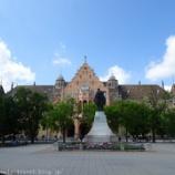 『ハンガリー旅行記28 面白い建築物があるケチケメート、日清食品の工場もあるんだって』の画像