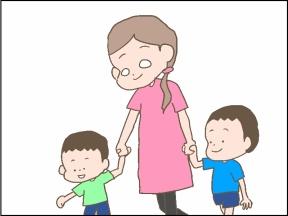 【4コマ漫画】「きょうだいが欲しい」episode1【全3話】