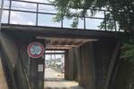 電車の下を覗ける場所もある交野風景〜そこはなんだか懐かしい雰囲気もあるところ〜