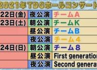 AKB48、2021年TDCホールコンサート開催決定!