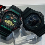 『G-SHOCK 5900シリーズ【DW-5900BB-1JF】【DW-5900TH-1JF】』の画像