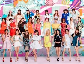 E-girlsメンバー人気ランキング発表(画像付き)