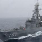 【海上自衛隊】護衛艦「あさぎり」がソマリア沖でインドの貨物船乗船員2人を救助 [海外]
