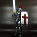 甲冑騎士スタチューを作ってみました。