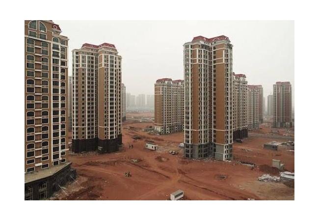 【画像】中国の荒廃した都市、ヤバ過ぎるwwwwwwww