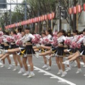 第18回湘南台ファンタジア2016 その19(明治学院大学応援団チアガール)