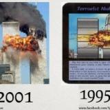 【予言】イルミナティカード(1995年製造)コロナ流行の予言も当てていた