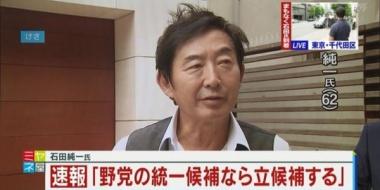 コロナ感染の石田純一が退院報告www