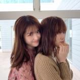 『【乃木坂46】キスしてる!!!山下美月と松村沙友理 スキンシップ写真が最高すぎる・・・』の画像