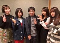 これがAKB48「君の名は。」選抜だ!新海誠と対談!