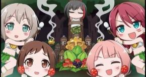 【ガルパ☆ピコ】第12話 感想 蘭の風邪を治せ!