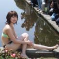 2001年 向ヶ丘遊園モデル撮影会 その2