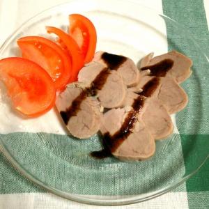 豚ヒレ肉のロースト