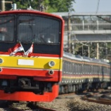 『【トホホLED】205系武蔵野線M27編成12連復帰』の画像
