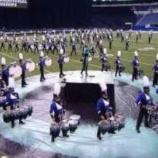 『【DCI】ショー抜粋映像! 2013年ドラムコー世界大会第10位『 ブルーナイツ(Blue Knights)』本番動画です!』の画像