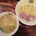 濃菜麺 井の庄@練馬 「濃菜つけ麺」